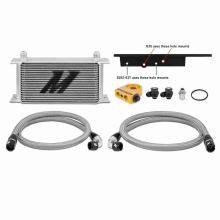 Nissan 350Z, 2003-2009 / Infiniti G35, 2003-2007 (Coupe only) Oil Cooler Kit