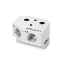 Mishimoto Front-Sump Oil Cooler Adapter for LS1/LS2