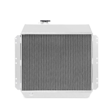 Chevrolet Bel Air Inline 6 3-Row Performance Aluminium Radiator, 1950–1954