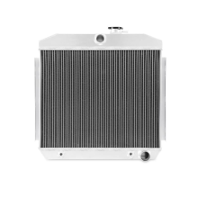 Chevrolet Bel-Air Inline 6 3-Row Performance Aluminium Radiator, 1955-1957
