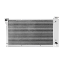 Chevrolet/GM C/K Truck 3-Row Performance Aluminium Radiator, 1967–1972