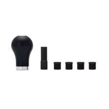 Teardrop Shift Knob - Black, White