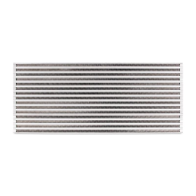 Universal Air-to-Air Race Intercooler Core 558.8mm x 254mm x 101.6mm