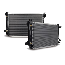 Ford Bronco Replacement Radiator, 1985-1996