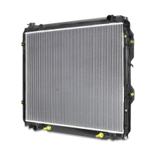 Toyota Tundra V6 Replacement Radiator, 2000-2006