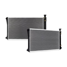 GMC C/K 5.0L/5.7L V8 Gas Replacement Radiator, 1988-1995