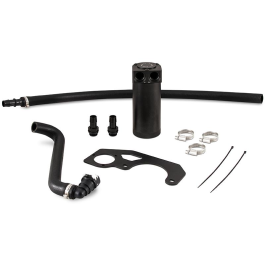 Baffled Oil Catch Can, fits Jeep Wrangler JL 2.0L 2018+ PRE-SALE