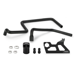 Baffled Oil Catch Can, fits Jeep Wrangler JK 2007-2011