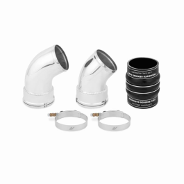 Cold-Side Intercooler Pipe and Boot Kit, fits Chevrolet/GMC 6.6L Duramax 2006-2010