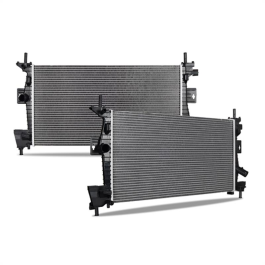 Replacement Radiator, fits Ford Focus (Non ST) 2012-2015