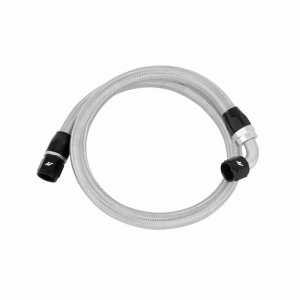 3ft Stainless Steel Braided Hose w/ -10AN Fittings