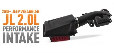 Increase Flow With The New Jeep JL Air Intake