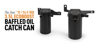 Dual Can Set Up For Your Ecoboost