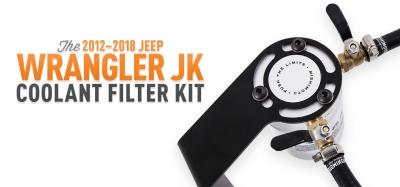 Protect Your Jeep With Our Coolant Filtration Kit