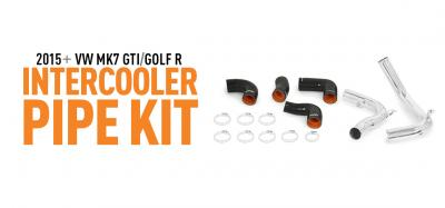 Intercooler Pipe Kit for 2015+ Volkswagen GTI/GOLF R