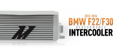 All New BMW Angle-Stepped Intercooler