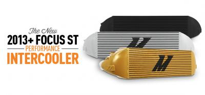 Performance Cooling For The 2013+ Ford Focus ST