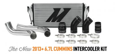 Keep Your 6.7L Ram Cool With Our New Intercooler Kit