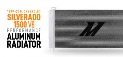 Stay Cool with Our New 1999-2014 Silverado Radiator