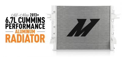 Dodge The Heat With Our 2013+ 6.7L Cummins Performance Radiator