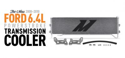 Direct Fit 6.4L Powerstroke Transmission Cooler