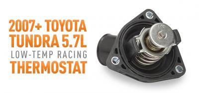 The New Direct-fit Toyota Tundra Thermostat