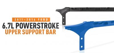 Added Support For Your 6.7L Powerstroke