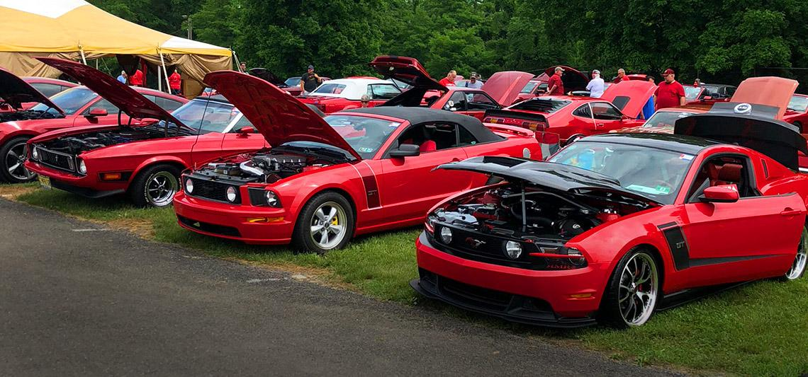 Carlisle Ford Nationals 2018