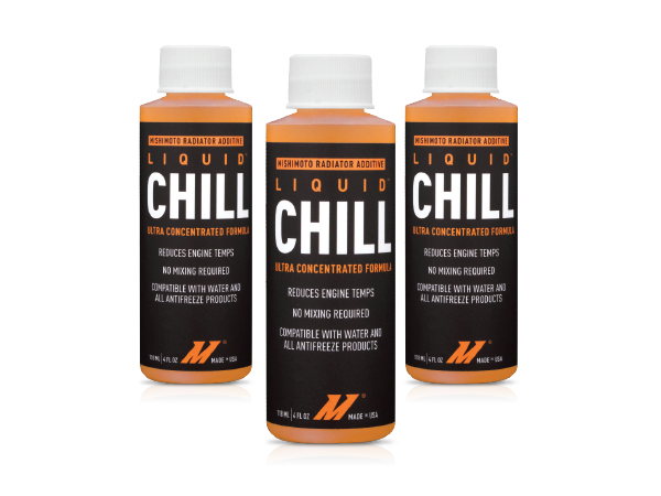 Liquid Chill Radiator Coolant Additive