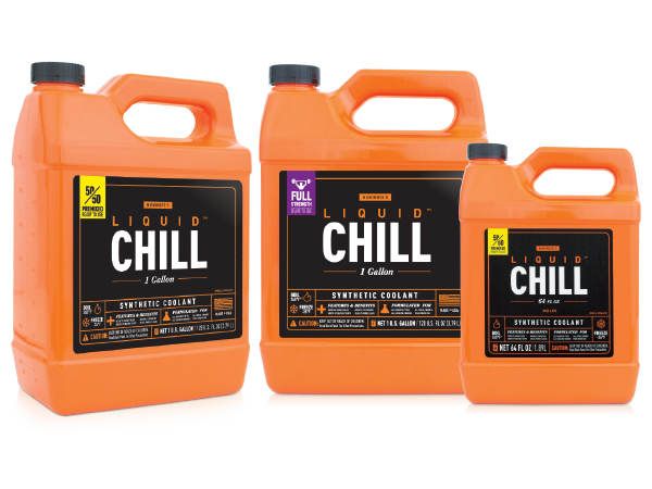 Liquid Chill Synthetic Engine Coolant