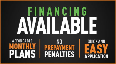 Mishimoto Financing Options